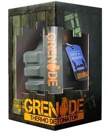 Grenade Thermo Detonator Brûleurs de Graisses