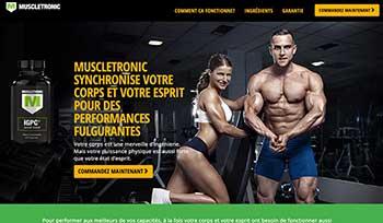 Muscletronic en Francais
